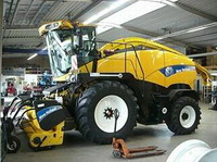 кормоуборочный комбайн new holland fr 9050